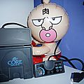 La <b>PC</b> <b>engine</b> / Core grafx de NEC.