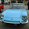 Fiat 850 sport spider (1968-1972)