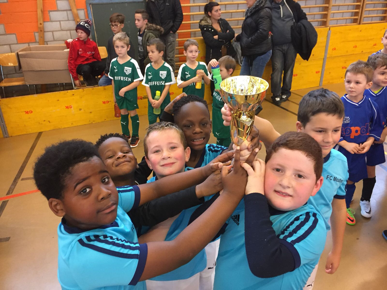Championnat Futsal Jurassien 2017 / Juniors F et G
