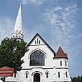 église à Indian River