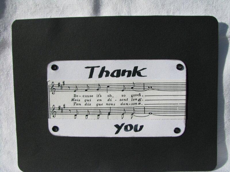 carte remerciements prof musique 2010