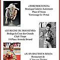 Feria de la pentecôte - nîmes 3 expositions de michel volle