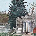 Louis Désiré Kerfelec peintre lorientais, partie 2 [kef Josselin]
