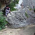 Tour de la <b>Montagne</b> de Morette 1/ Gorge d'Oyans de Rochefort-Sansom – Vercors
