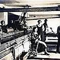 L'industrie textile : la <b>filature</b>