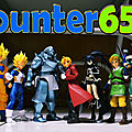 Calendrier de l'avent - Jour 13 (Counter656: figurines et stop motion!)