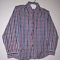 *chemise, 8 ans