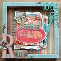 mini album dans un cadre 15/07/09