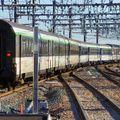 Train de nuit Nice~Nantes, quittant Bordeaux avec 4 heures de retard!
