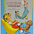 Livre Album ... <b>CAROLINE</b> A TRAVERS LES AGES (1966) * Probst