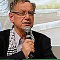 16 Mai 2018: rencontre avec Bertrand Heilbronn, président d'Association France Palestine Solidarité (AFPS)