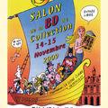 Salon de la Bande Dessinée les 14 et 15 novembre 2009 à la mairie du 13e (Métro place d'Italie)