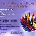 Ateliers 2015 - 2016