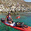Côte sud de Kalymnos.