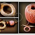 Quand perles et crochet font bon ménage...