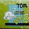 MINI ALBUM TOM 7 ANS