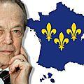 Mgr le comte de paris, dans l'émission de sylvain augier sur sud radio