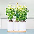 MAMAN c'est quoi des plantes connectées?