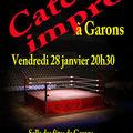 Catch-impro , vendredi 28 janvier 2011