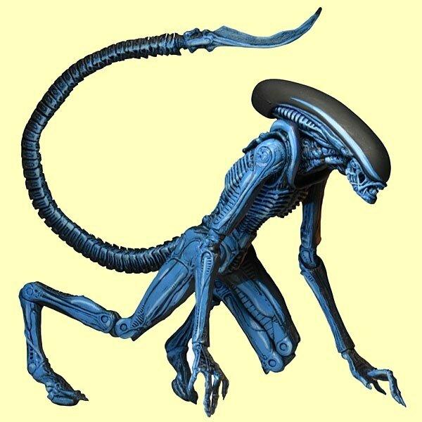 Alien, le retour !