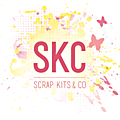 Scrap kit & co (skc) sponsor des challenges du mois de janvier