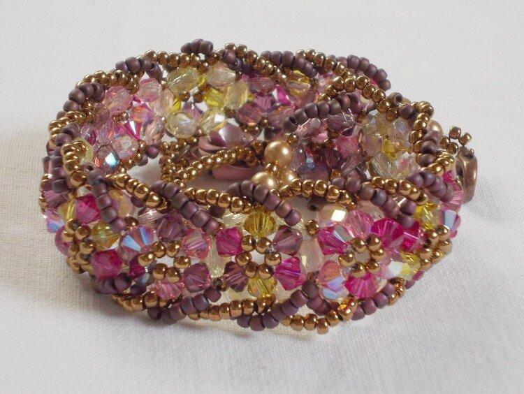 Bracelet Crystal Majestic 1-1