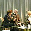 Claude Greff, Joseph Rossignol et MC Arnautu