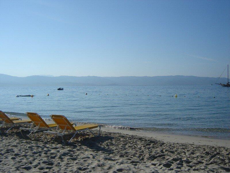 Plage Neptune - Route des Sanguinaires - Ajaccio