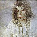 Michael jackson et nati cañada