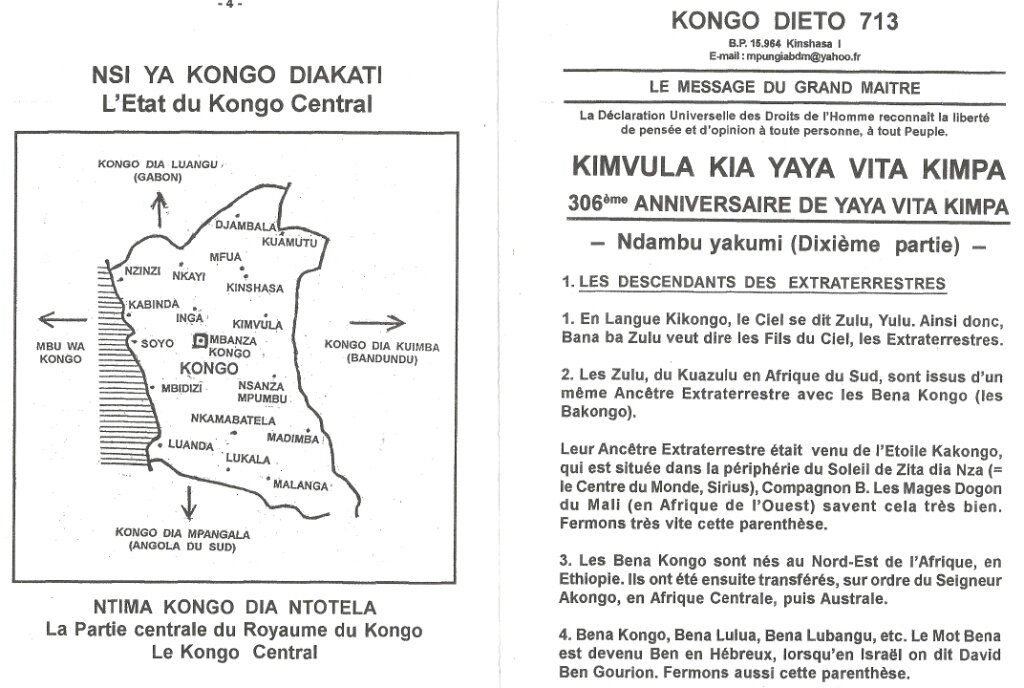 KONGO DIETO 713 a