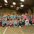 A1er rencontre école d'athlétisme 29 novembre 2014