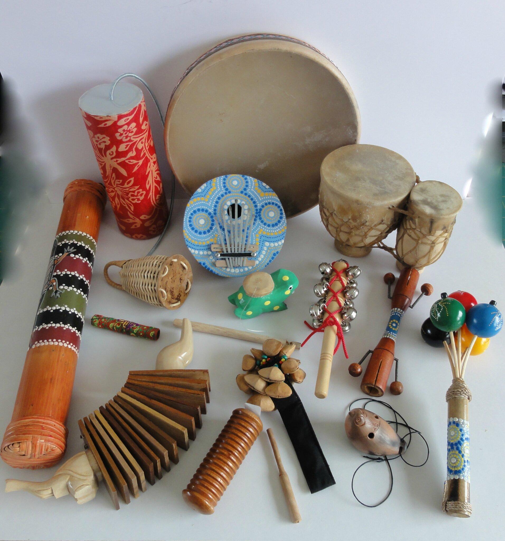 Instruments du monde...