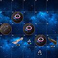 Fleet Commander - Duel autour de trous noirs