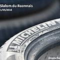 Slalom du Roannais 2018 - Manche 2