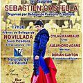 Bellegarde - 1ere trophée sébastien castella