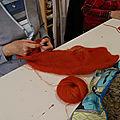 Nos tricoteuses