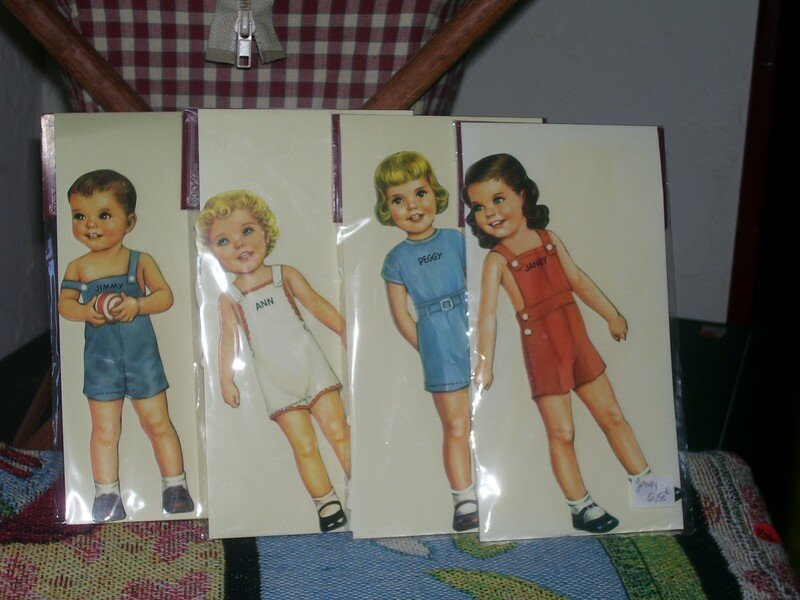 PETITS PERSONNAGES