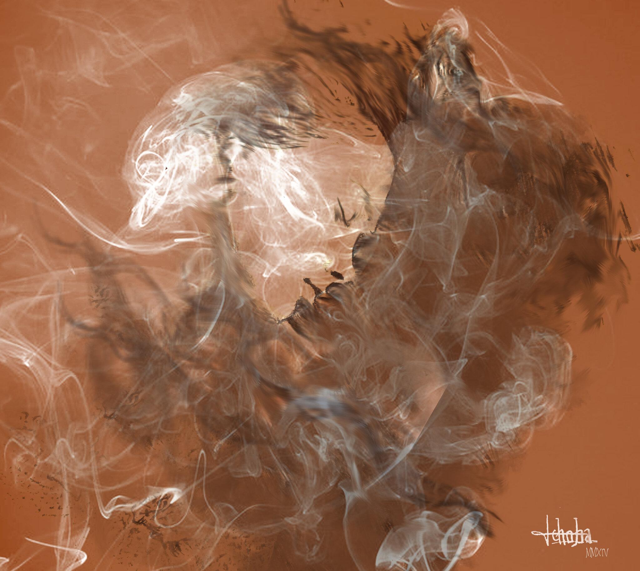 Muse and smoke