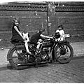 Mabeco Motorbike circa 1930