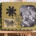 Mini album Bambou