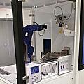Le <b>robot</b> imprimeur de livres Gutenberg One sélectionné par l'Élysée