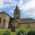 Eglise Saint Etienne Luberssac