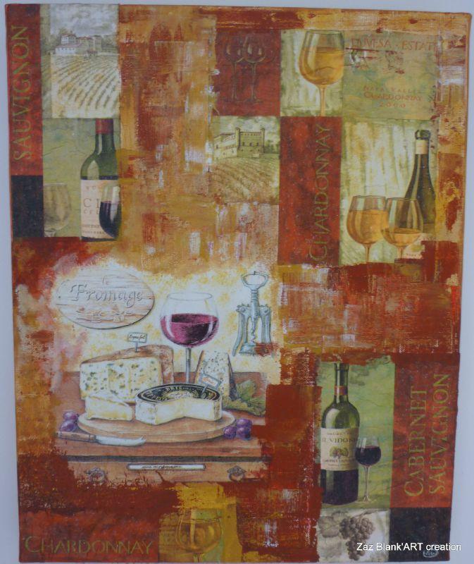 Les Bonnes Tables, #1 (33x41). Vendu