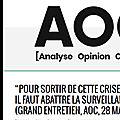 <b>Casilli</b> : Abattre la surveillance de masse