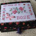 Violette: au nom de la rose