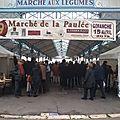 9ème marché de la Paulée des vins de Loire