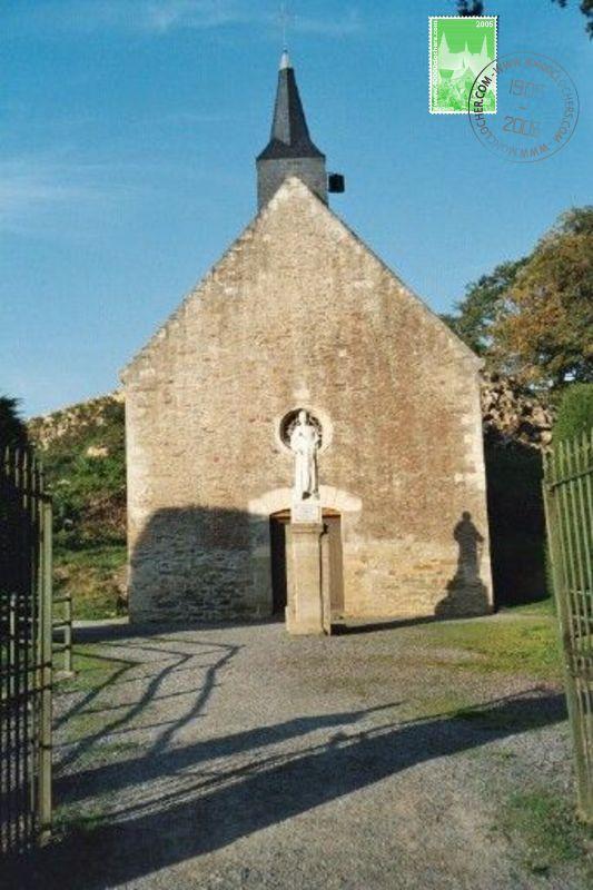 Pontchâteau, Chapelle du Calvaire de la Madeleine