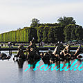 The Appollo Fountain, Versailles.