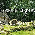 Leproserie Medievale La Chapelle Saint Thomas à Aizier