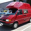 VOLKSWAGEN Transporter T4 Pemamobil